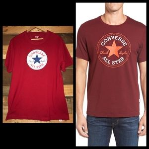 Converse Chuck Taylor All Star T-Shirt NEW